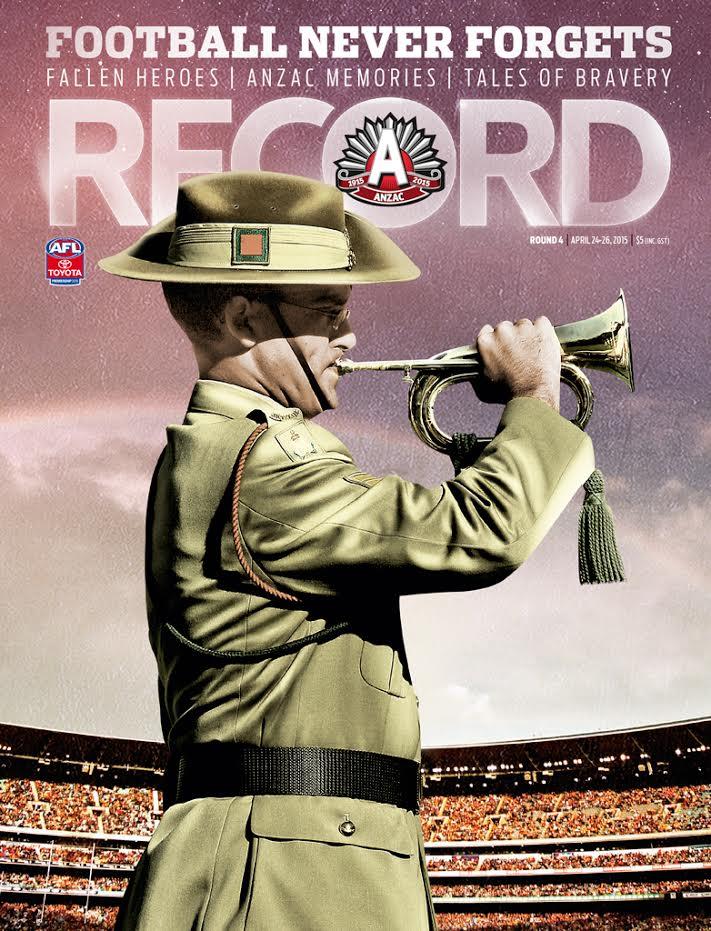 AFL Record Anzac