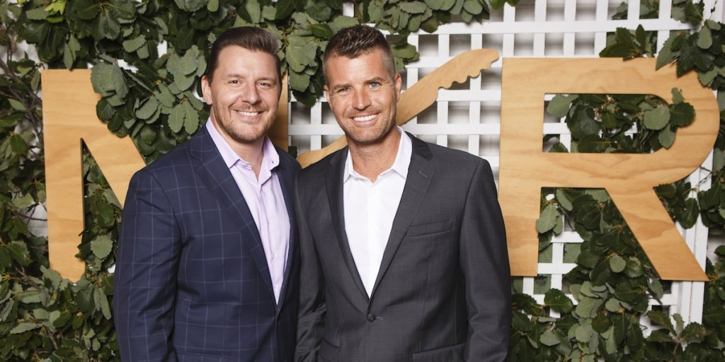 My Kitchen Rules judges Manu Feildel and Pete Evans