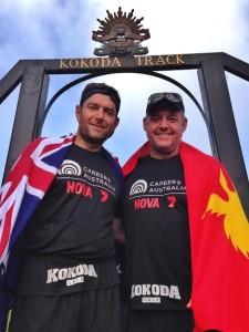 Seven hosts Kokoda
