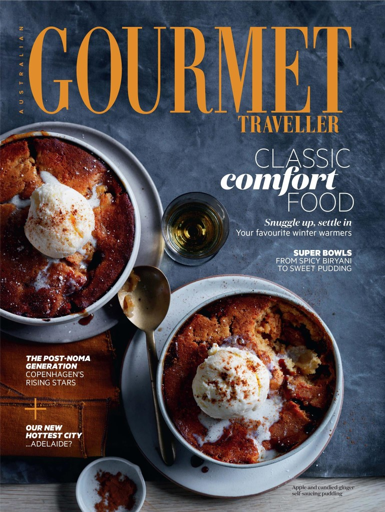 Gourmet Traveller 28MAy2015