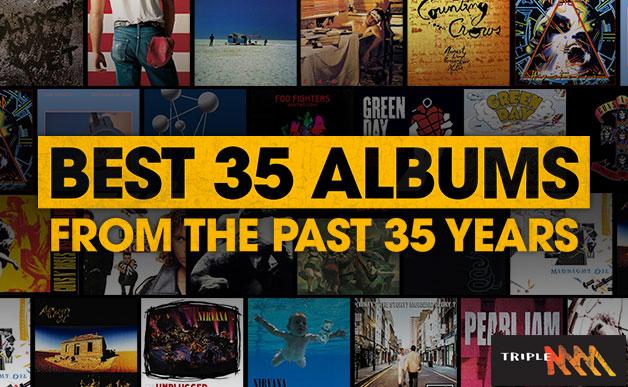 Triple Best 35 albums