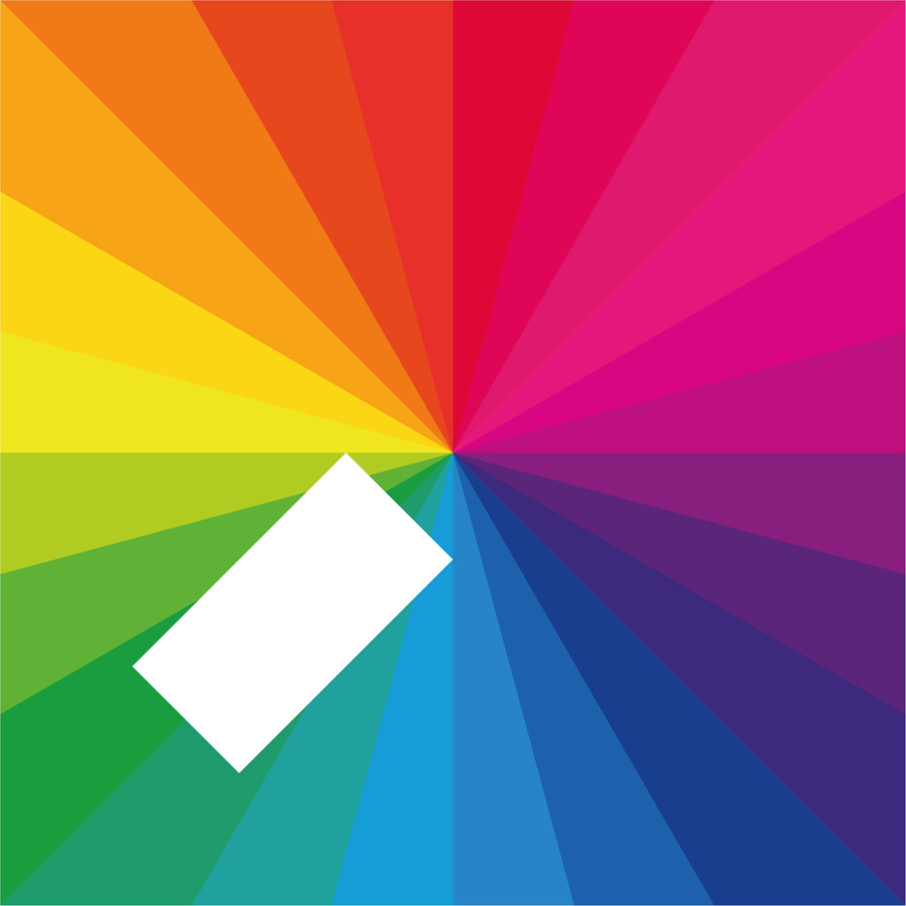 Jamie XX's In Colour