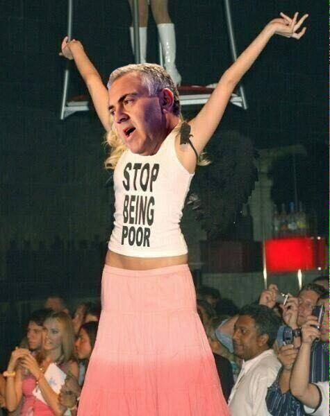 Joe Hockey meme