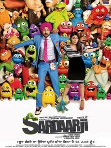 Sardaarji poster