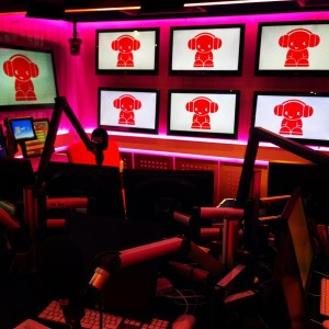 Smallzy London studio
