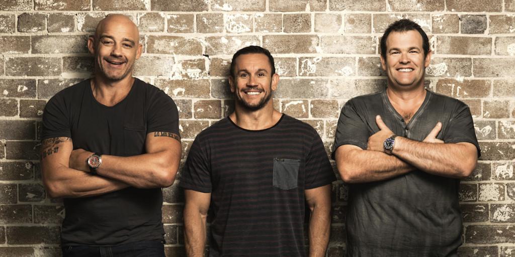 Triple M Sydney's Grill Team