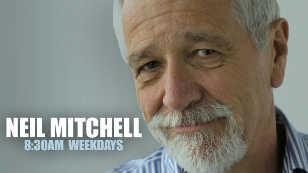 neil mitchell mornings