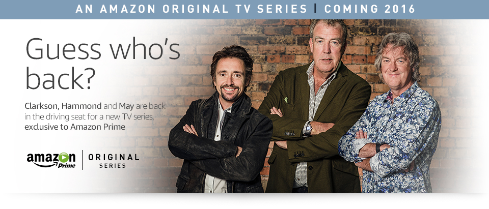 Amazon Clarkson May Hammond