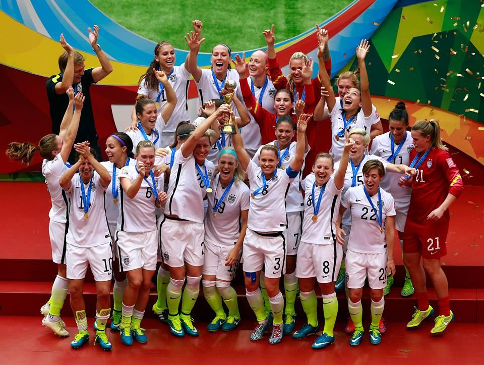 FIFA Women's World Champions USA