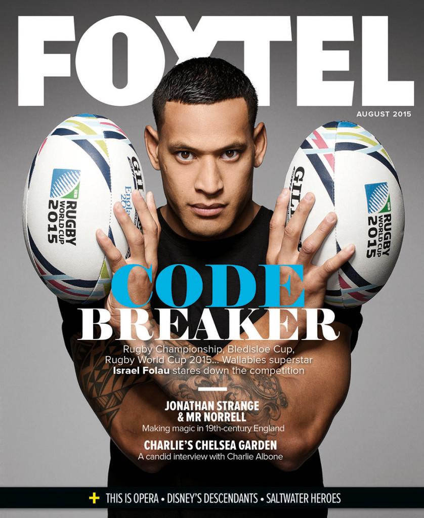 FOXTEL magazine AUGUST(1)