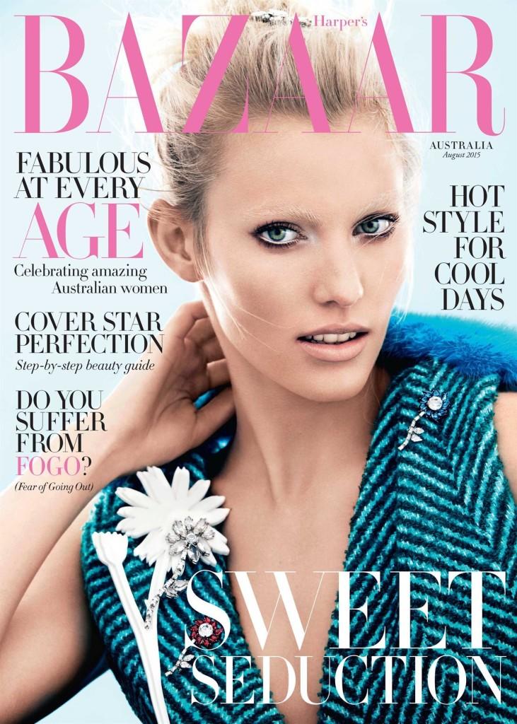 Harper's Bazaar 6JUL2015