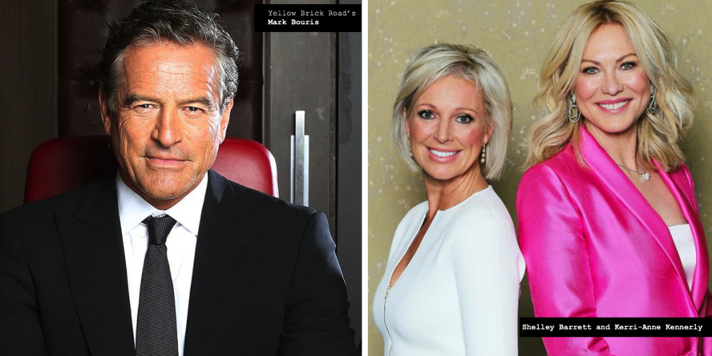 Mark Bouris, Shelley Barrett and Kerri-Ann Kennerly 1200x600