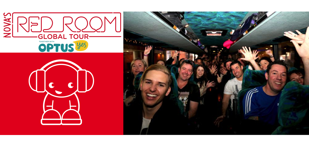 Nova Red Room Melbourne