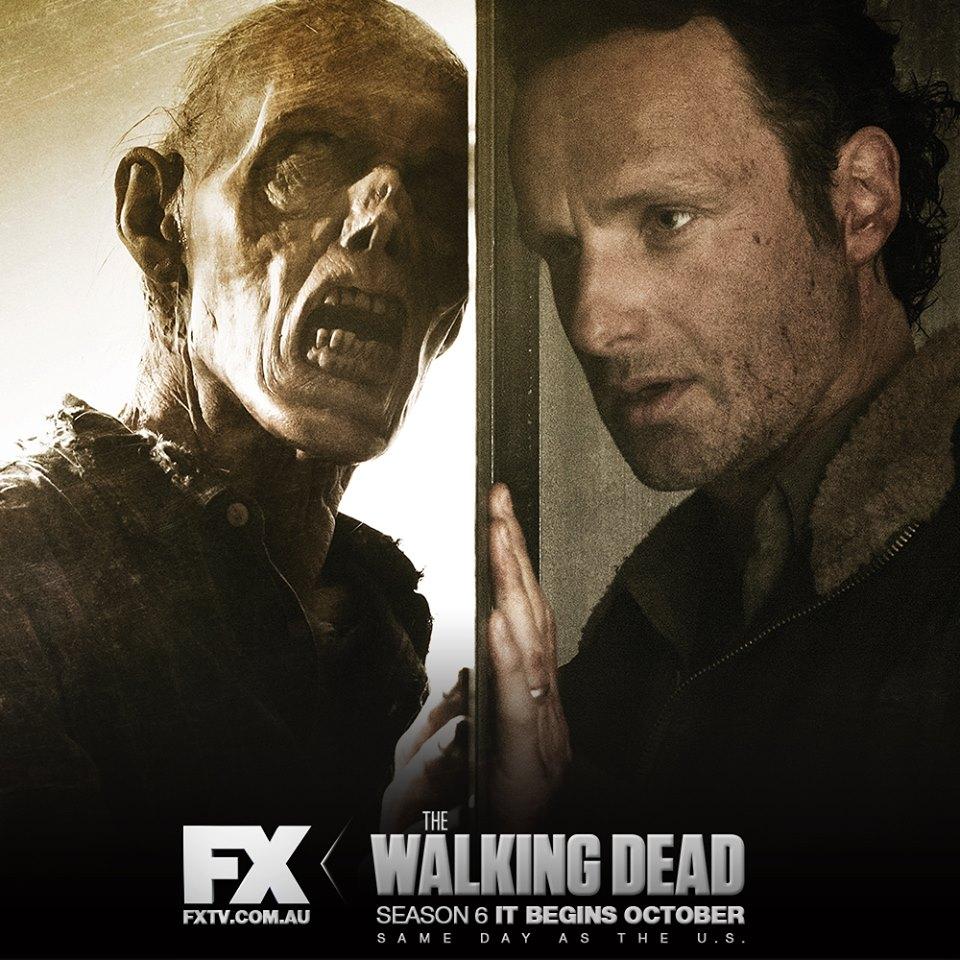 The Walking Deaad season 6
