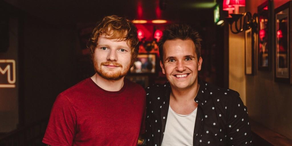 Ed Sheeran and Smallzy