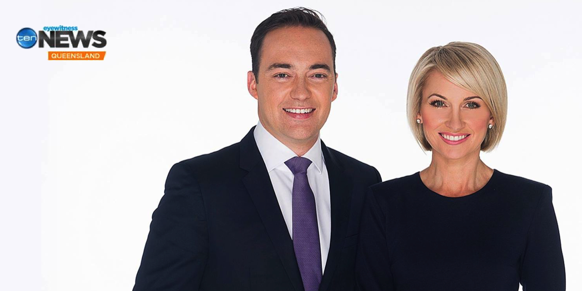 Lachlan Kennedy To Join Georgina Lewis At The Ten News Qld