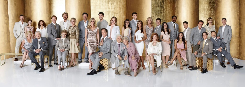 Days Of Our Lives 50 years cast