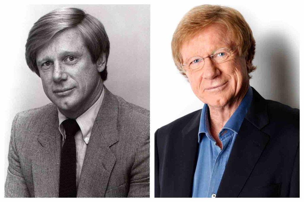 Kerry O'Brien - Then & Now