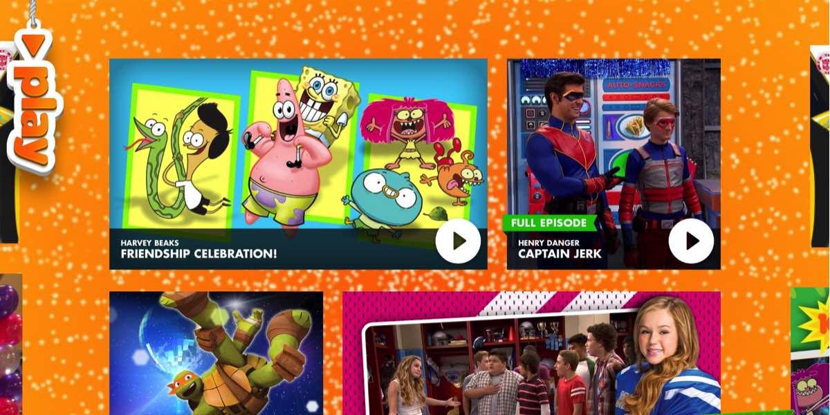 Nickelodeon Australia launches Nick Play app - Mediaweek