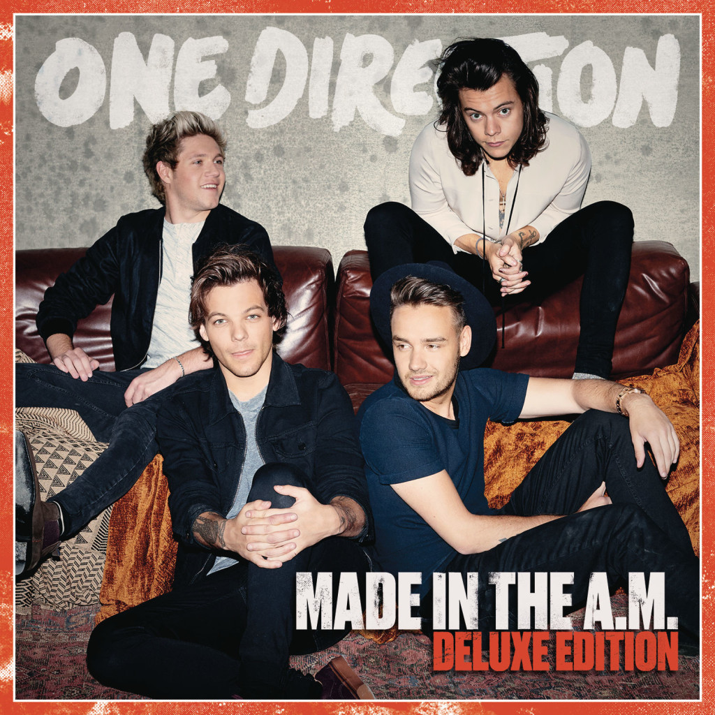 One Direction's Made In The A.M