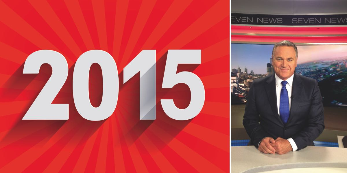 Looking back at 2015: Seven News' Peter Mitchell - Mediaweek