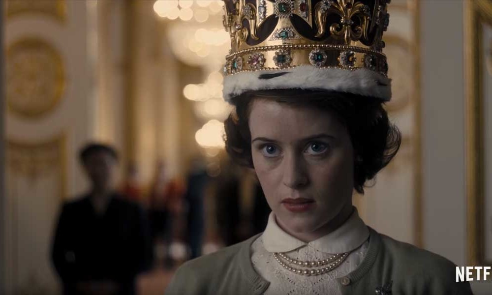 First look at Queen Elizabeth II Netflix drama The Crown ...