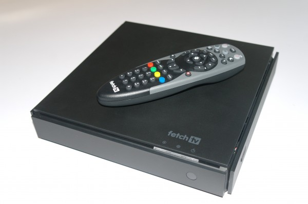 Fetch TV Box