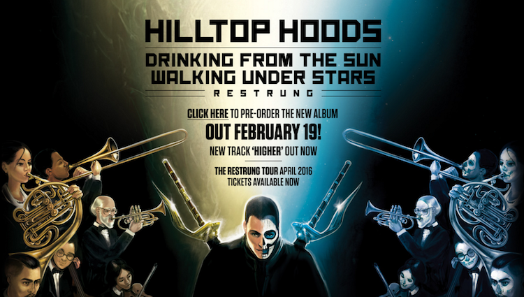 Hilltop Hoods ad