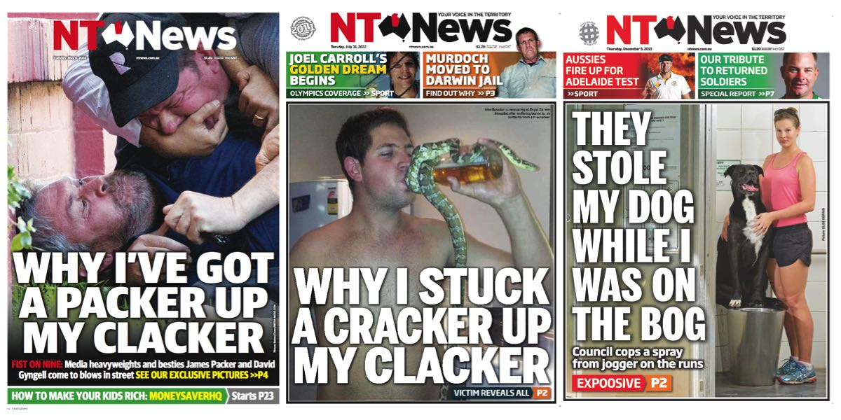 NT News reveals the story behind the Aussie cricket crisis