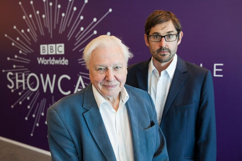 Louis Theroux interviewed Sir David Attenborough about Planet Earth II