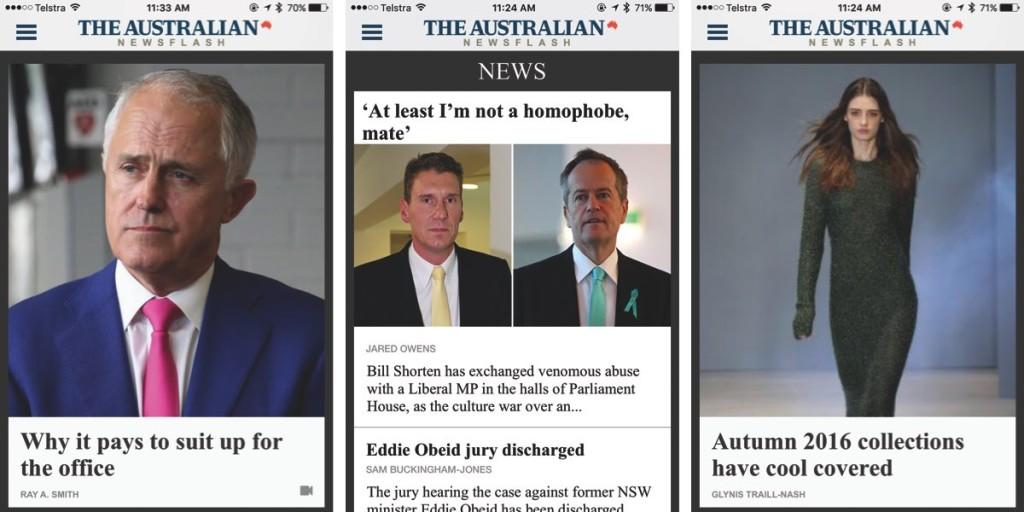 The Australian Newsflash 1200x600