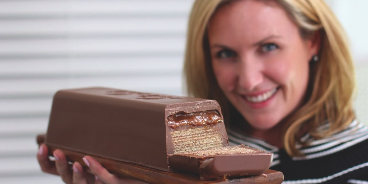 My Cupcake Addiction founder Elise Strachan: The recipe for success