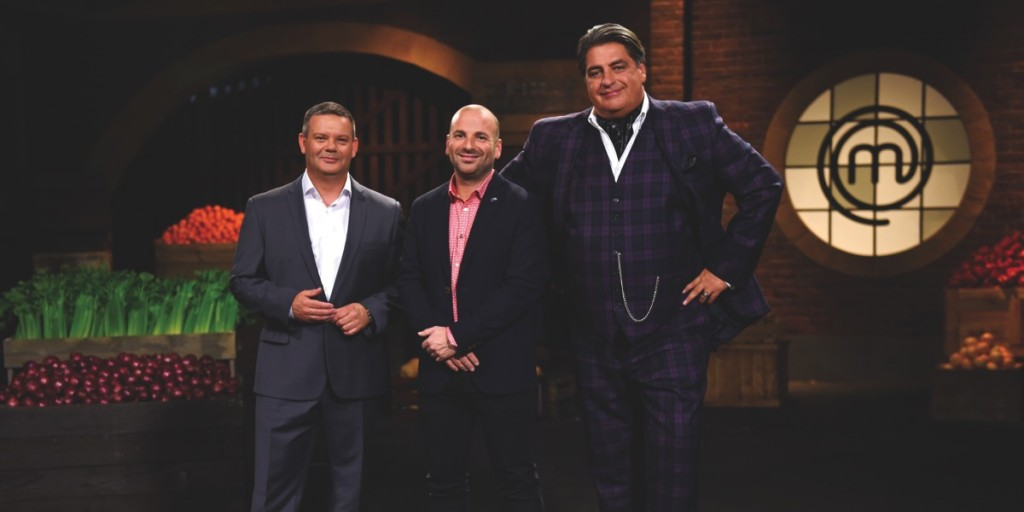 MasterChef Australia's Gary Mehigan, George Calombaris and Matt Preston 1200x600
