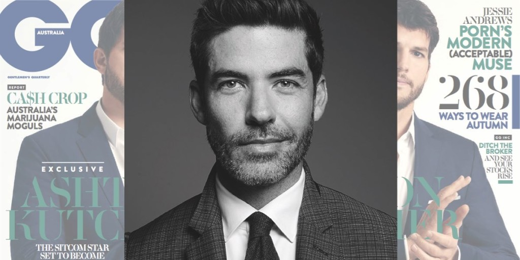 ex-GQ editor Matthew Drummond