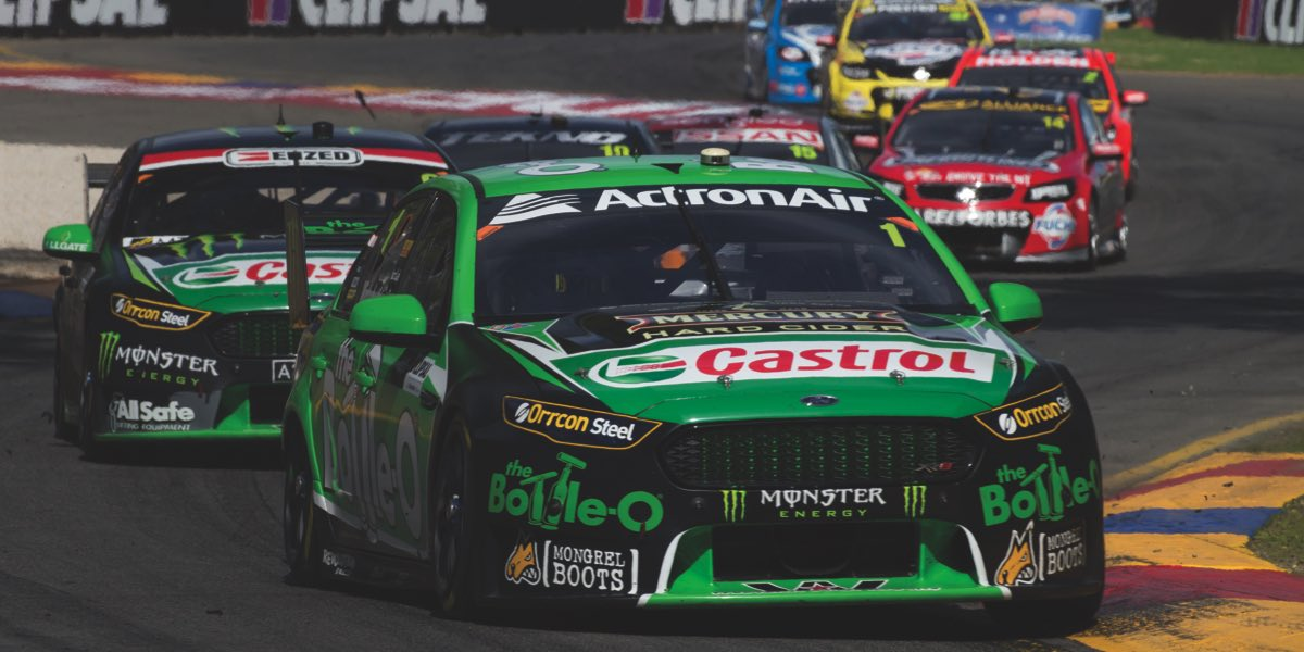 V8 Supercars Chief Talks Tv Deals And Coverage Ratings Sponsors