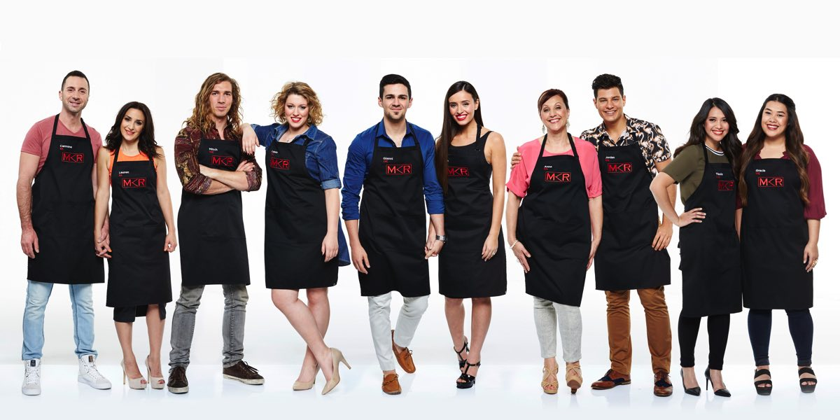 My Kitchen Rules Season  Contestants