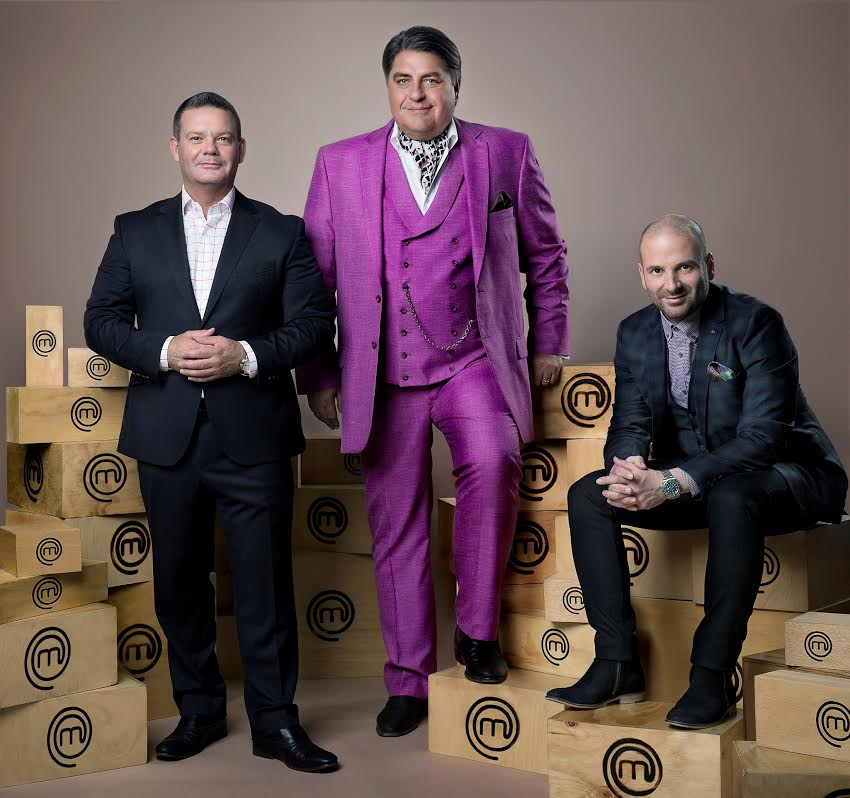 MasterChef 2016 purple