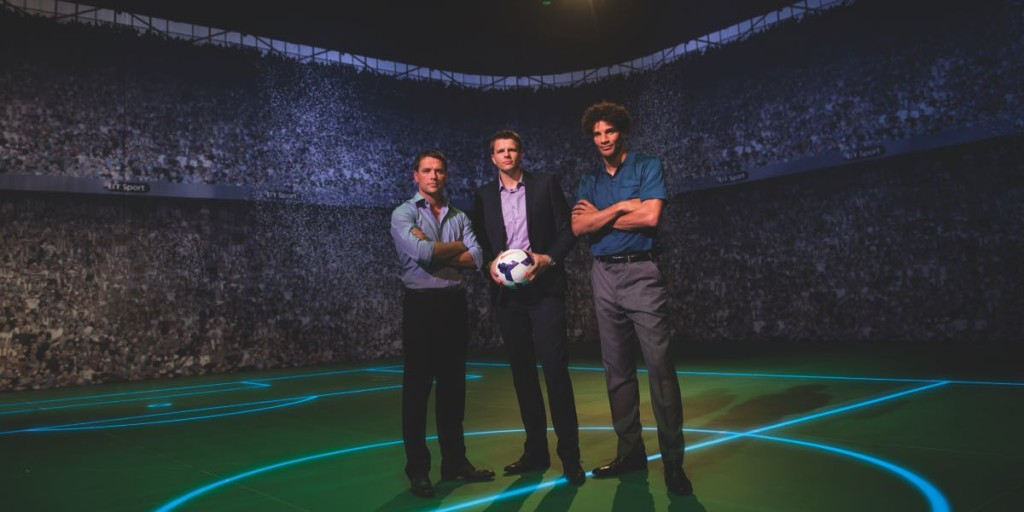 BT Sport shares Premier League rights with Sky Sports in the UK. BT Sport TV football hosts include Michael Owen, Jake Humphrey and David James