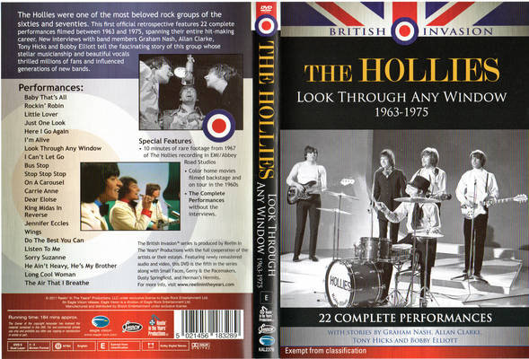 hollies doco