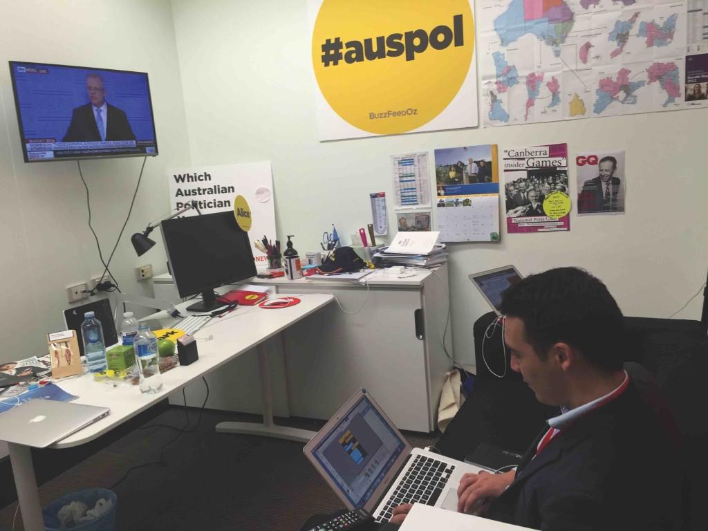 BuzzFeed office