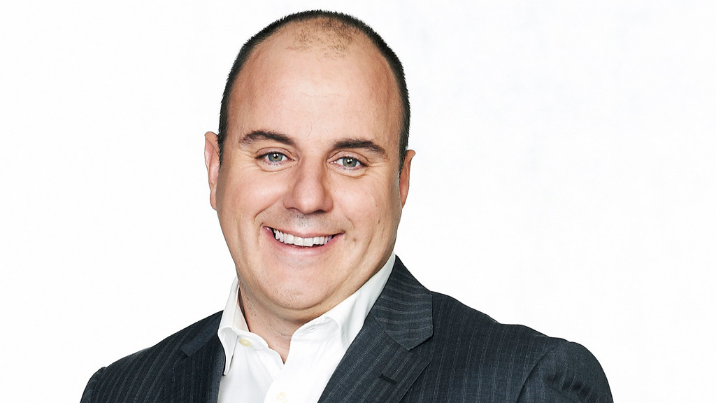 Crocmedia chief executive Craig Hutchison