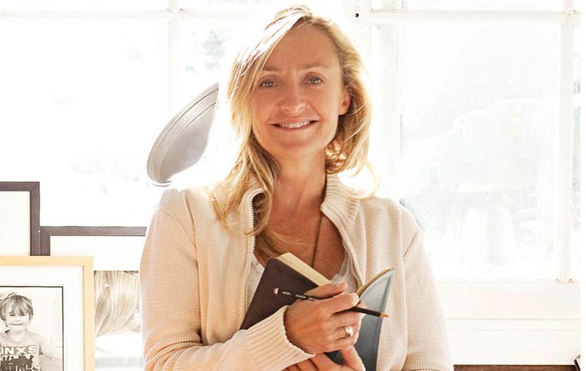 Jones editor Deborah Bibby