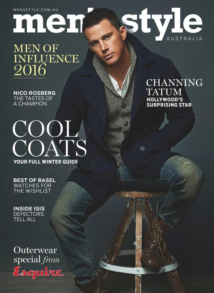 Mens Style Channing Tatum