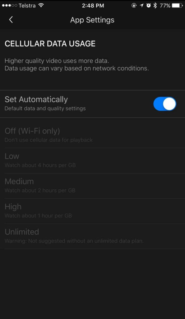 iPhone-Netflix-Settings