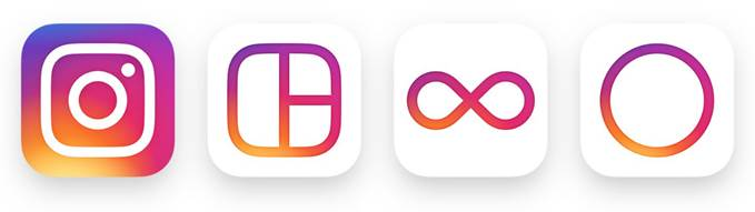 Instagram new logos