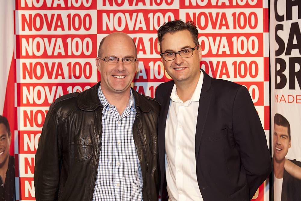 smoothfm PD Peter Clay and Nova 100 PD Rohan Brown