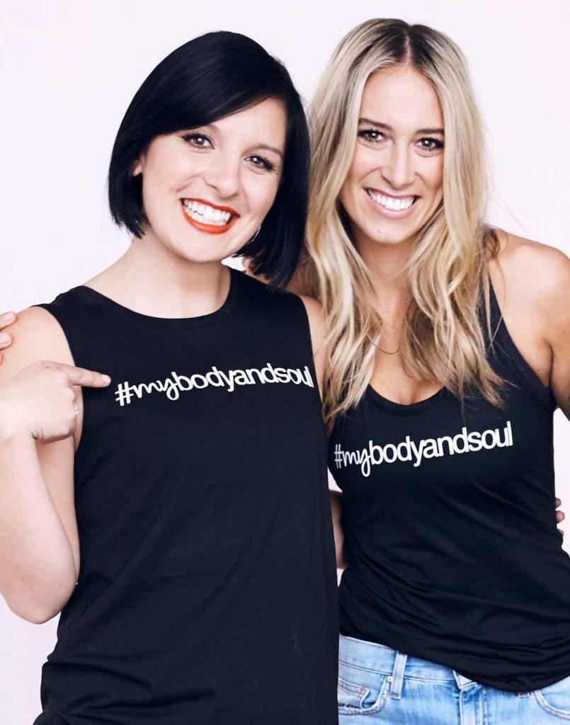 body+soul guest editors Dani Venn and Phoebe Burgess