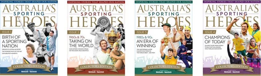 Australia's Sporting Heroes