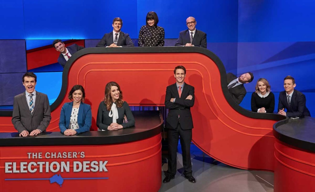 The-Chaser's-Election-Desk_Team