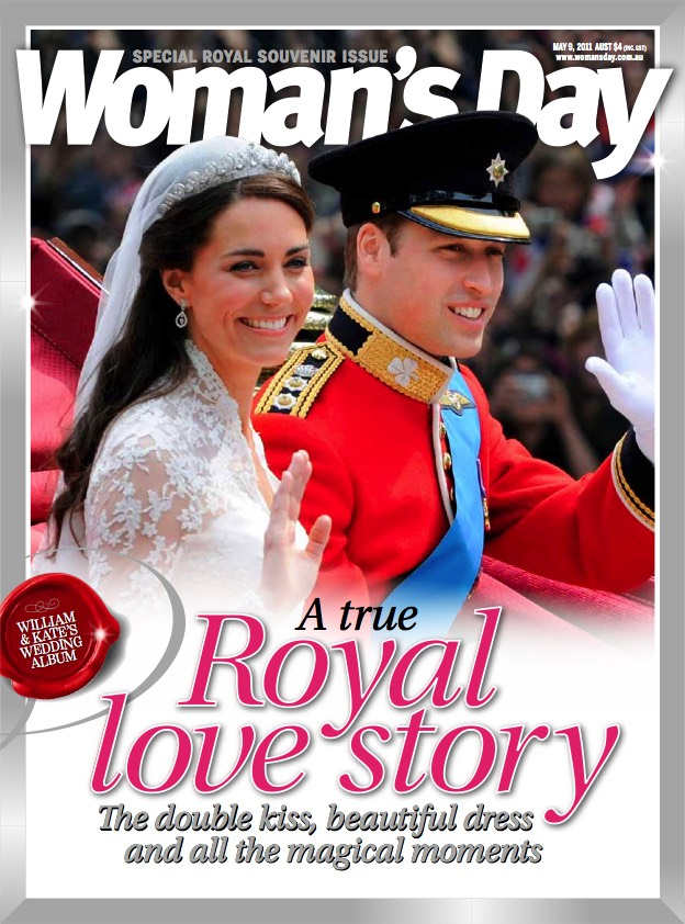 woman's day royal love story